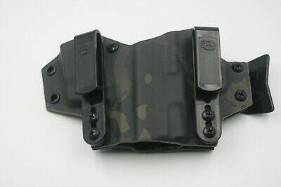 T.Rex Arms S&W M&P Shield 9/40 Sidecar Appendix Kydex Holster New!! -Left-