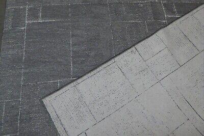 Donghia 100% Acrylic Sunbrella Ashlar Grey 20 oz indoor/outd