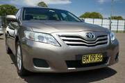 2010 Toyota Camry Altise Auto Full Logbook History Epping Ryde Area Preview