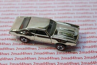 '95 Hot Wheels Service Merchandise REDLINE chrome OLDS 442 W-30  1/5000 made