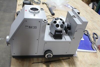 Zeiss Im35 Inverted Laboratory Microscope Base