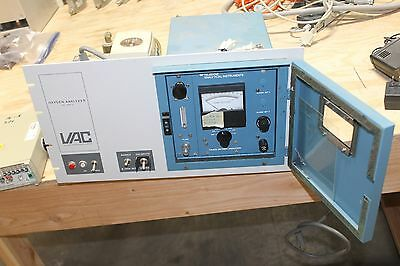 Vacuum Atmospheres Oxygen Analyzer Ao-316c