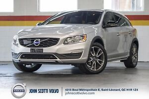 2017 Volvo V60 Cross Country T5 AWD CERTIFIÉ 1 DEC 2022 OU 16000