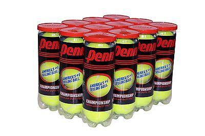 Penn Championship Regular Duty Tennis Balls  Pack Of 12