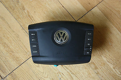 VOLKSWAGON  PHAETON 2004-2005-2006- DRIVERS SIDE AIRBAG