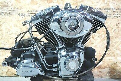 Harley Davidson Softail Twin Cam 96 B Engine Motor Transmission 5K 6 Speed 2010