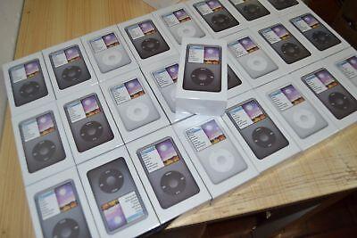 Brandneuen iPod Classic 7. Generation schwarz 160GB (neueste Modell) MP3-Player