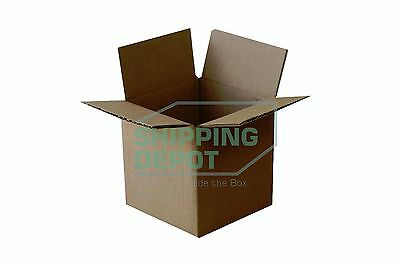 1-200 5x5x5 Corrugated Cardboard Mailing Shipping Packing Cube Carton Boxes