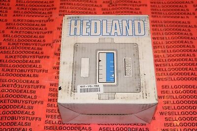 Hedland H368a-332 Flow Alert Flow Switch 12 Sae Db 5 Pin New