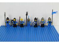 Lego Yellow Airtank Fireman Spaceman 6011 7944
