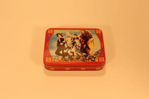 Enesco The Wizard of Oz Playing Cards in Tin Brand New