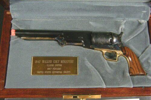 US Historical Society 1847 Walker Colt Miniature Replica Revolver Classic