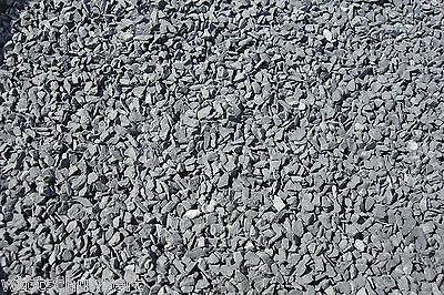 0,5 KG. Gleisschotter aus Basalt für Spur 1 Körnungsgröße 2,0 - 3,0 mm TOP-PREIS