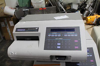Bio-tek Instruments El311 Multi Outputparameter Automated Microplate Reader