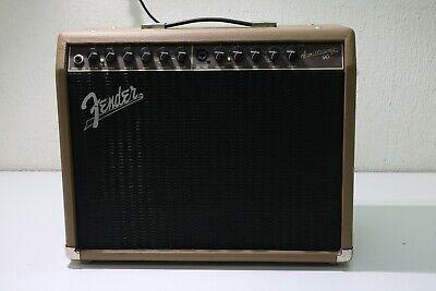 Fender: Acoustasonic 90 - Acoustic Guitar Combo Amplifier