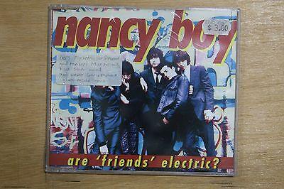 Nancy Boy  – Are 'Friends' Electric?    (C243)