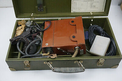 Dp-5b Ussr Radiation Testers Geiger Detector Dosimeter Military In Box Lot Of 1