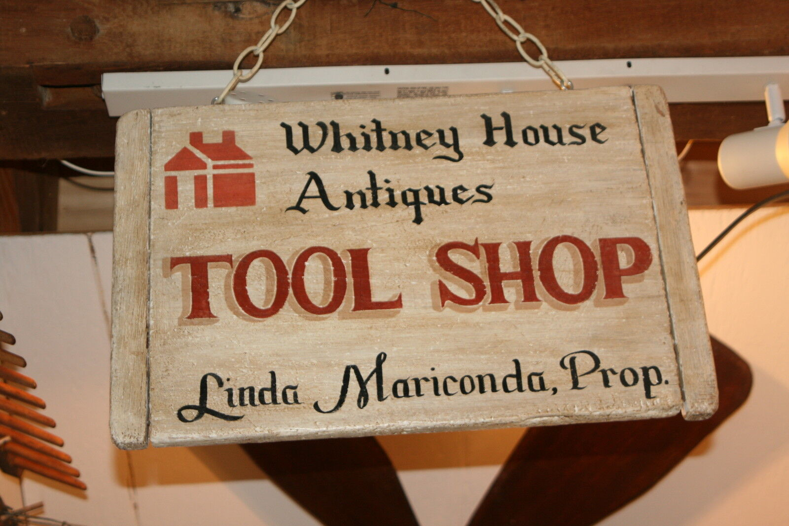 Whitney House Antiques Tool Shop