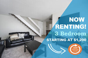 Rent A 3 BDRM Downtown Apartment In Fort McMurray