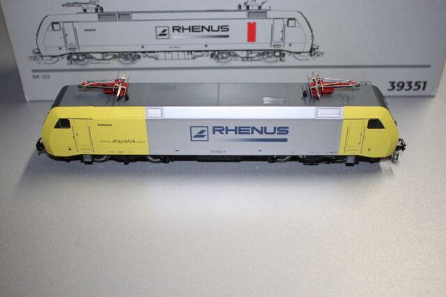 Märklin 39351 Digital E-Lok Baureihe 152 902-3 Rhenus Sound Spur H0 OVP