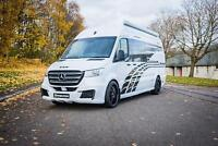 Mercedes-Benz Sprinter by SC Sporthomes Ltd, Griffithstown, Monmouthshire
