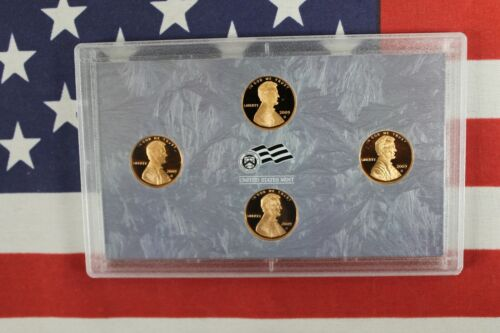 2009 US Mint Lincoln Bicentennial Cent Proof Set - No Box or COA