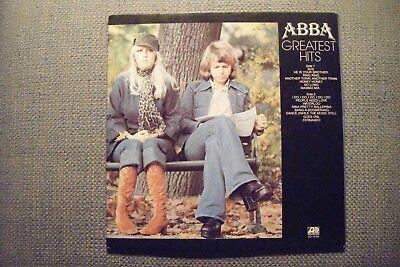 Abba, Greatest Hits, Atlantic Records SD 18189, Gatefold,