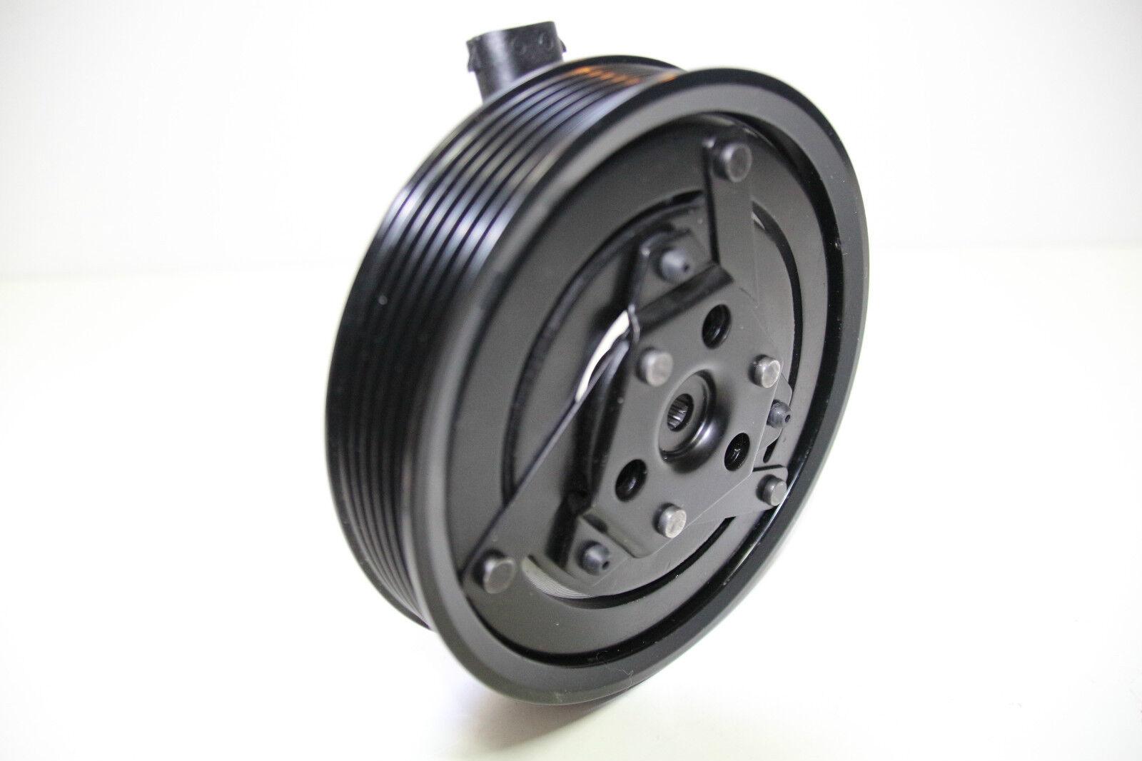 klimakompressor magnetkupplung riemenscheibe nissan qashqai 2 1 5 dci neu eur 71 80. Black Bedroom Furniture Sets. Home Design Ideas