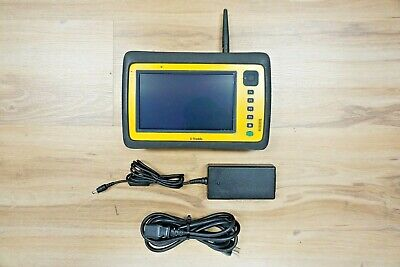 Trimble Yuma 2 Tablet W Field Link Structure 2.4ghz Robotic Total Station Rts