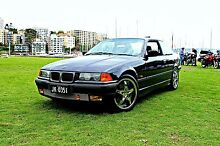 1995 BMW E36 318is automatic coupè Central Mangrove Gosford Area Preview