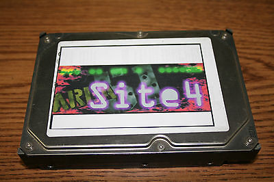Area 51 Site 4 Replacement Hard Drive For Arcade Game Tested Working
