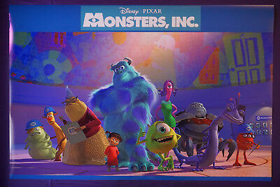 Monsters Inc Sulley Mike Boo Celia Randal Disney Movie Poster 24X36 New   MONS](Sulley X Mike)