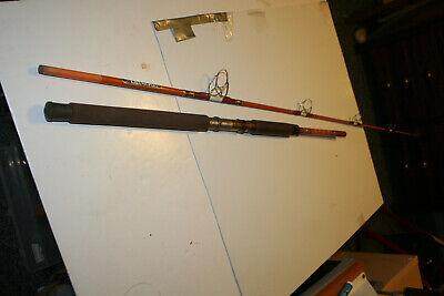 Vintage Daiwa 1500 Series 7 ft 1523  2 Piece Rod - Will handle the Big -
