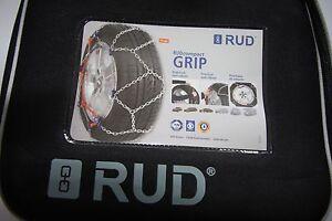 RUD Compact Grip Schneekette Größe 4060 4716966 235/55-R17 Satz neu