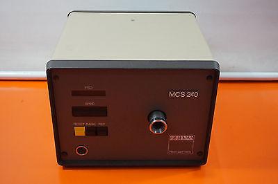 Zeiss MCS 240 Zubehör für Spektrometer Laborzubehör