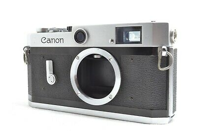[Near Mint] Canon P 35mm Rangefinder Film Camera Body from Japan #0537