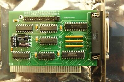 Sac-201 Isa Card For Eprom Programmer Sac-201 For Mod-emup-a All-03a Tup-400