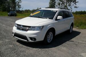 Dodge Journey Sxt Awd -Bluetooth 2017
