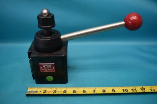 USED DORIAN TOOL SD40CA SUPER QUICK CHANGE TOOL POST