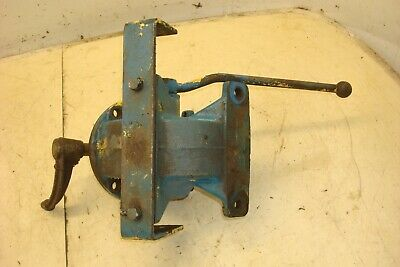 Fordson Major Diesel Tractor Transmission Cover W Shifter