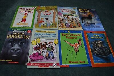 I Can Read / STEP, & Other Level 2, Gr: 1-3 books  (8 lots available)