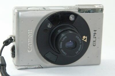 CANON ELPH APS ZOOM AUTO FOCUS POINT AND SHOOT CAMERA JAPAN