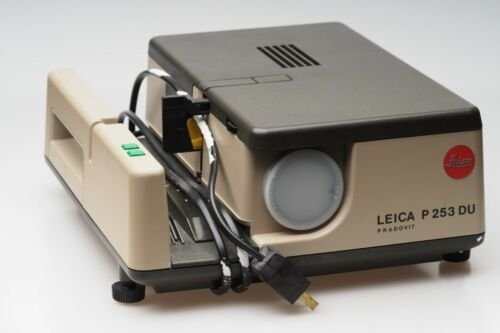 Leica Slide Projector P 253 DU in Great Condition 0284