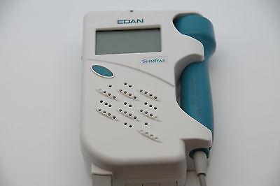 Sonotrax Pro Fetal Heart Doppler Fda 3mhz Audio Recording