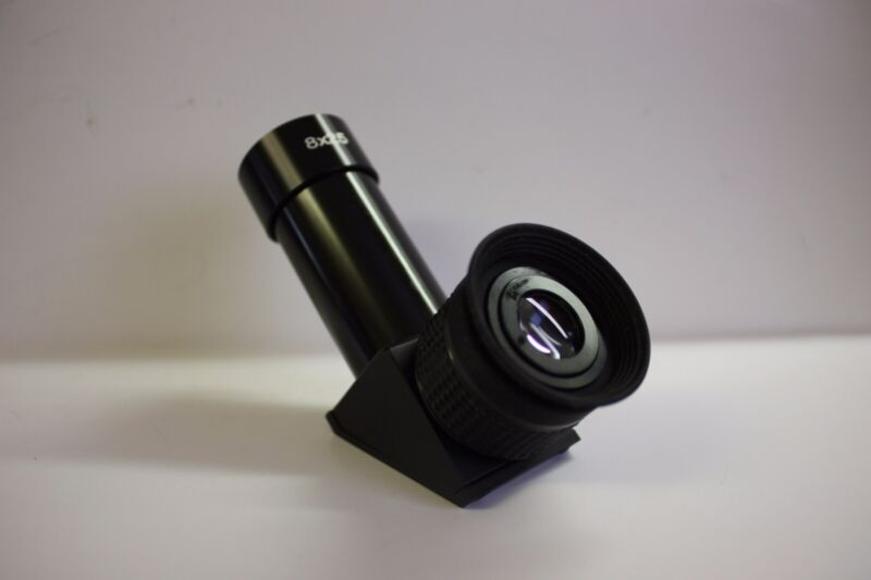 825 8x25mm Right Angle Telescope Viewfinder Finder for Meade ETX Scopes