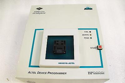Bp Micro Silicon Sculptor Fp-actel Actel Device Programmersm80vq-actel Freeship