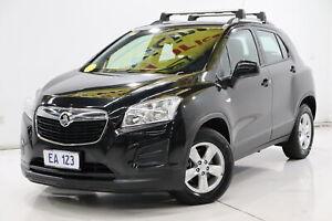 2014 Holden Trax TJ MY14 LS Black 6 Speed Automatic Wagon