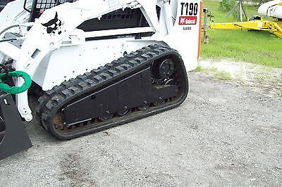 Bobcat T590-t190 12 Replacement Tracks Two Dominion Factory Warranty 1399