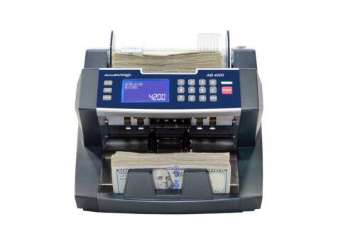 AccuBanker AB4200 Basic Bank Grade Bill Counter