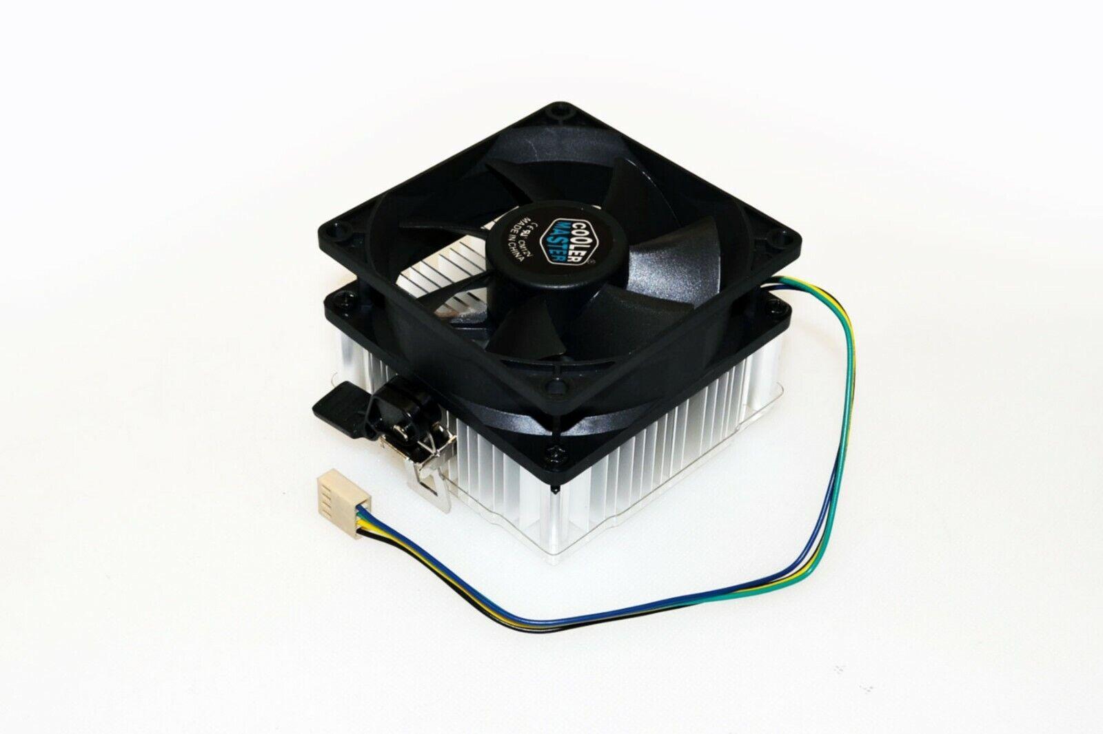 Cooler Master CPU Heat Sink Cooling Fan 4 Pin PWM AM3+ AM3 A